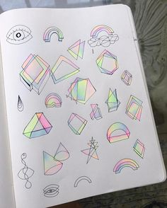 """10.6k Likes, 61 Comments - Charmaine Olivia  (@charmaineolivia) on Instagram: """"Sketchbook doodles"""""""