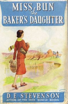 Miss Bun the Baker's Daughter cover