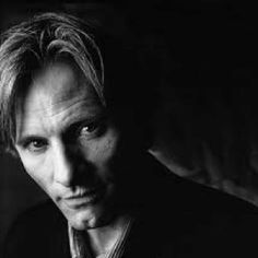 Viggo Mortensen. A celeb with a colorful artistic flare and an unconditional love for animals. My favorite kind of people.