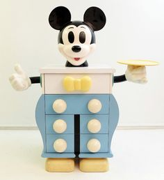 Mickey Mouse Kommode von Pierre Colleu, 1980er 1