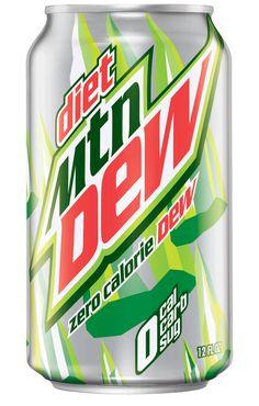 Diet Dew....gotta have it!