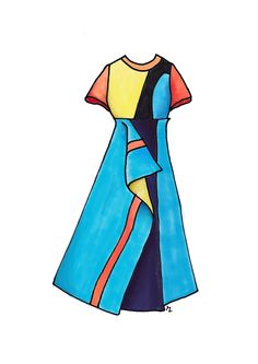 dress by roksanda ilincic