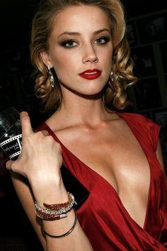 amber heard #hot #glamour I love this girl!