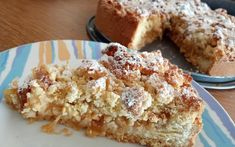 Apple Deserts, Greek Sweets, Coffee Cake, Apple Pie, Food To Make, Cake Recipes, Pancakes, Food And Drink, Bread