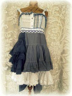 Dearest dress by NaturallyBohemian on Etsy, £90.00