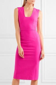 Antonio Berardi - Wool-blend Dress - Pink - IT42