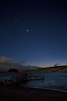 Planets at Trusk #Donegal #Ireland (Photo by Brendan Alexander)