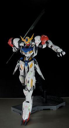 www.pointnet.com.hk - 日本模型高手ROKU最新作品 1/100 GUNDAM BARBATOS LUPUS