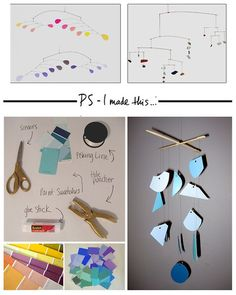 this is awesome. not to mention, a virtually free craft project you could do with kids. :) @Allison Bissonette