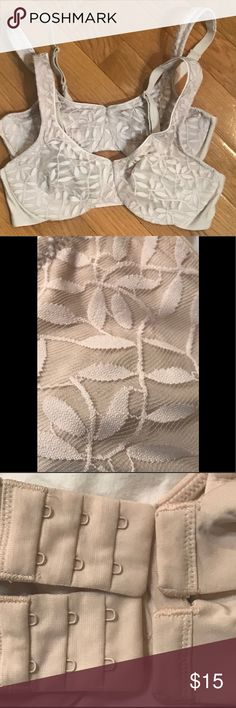 eef36d09ecd1a Lace Cup 34C NWOT 2 Olga Bras. Underwire. Lined. Lace on Cup. Never worn.  NWOT. Olga Intimates   Sleepwear Bras