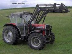 massey ferguson 375 tractor Tractors, Good Job