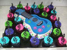 cake ideas for girls 9th birthday | Jonas Brothers Cake — Children's Birthday Cakes
