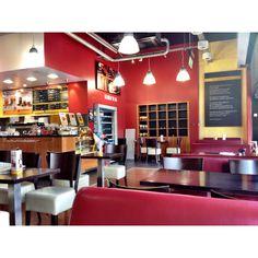 Insomnia Coffee Company, a coffee house chain in Dublin, Ireland (Interior 2)