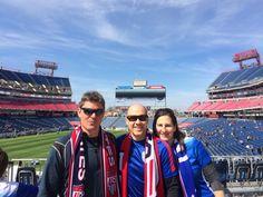 Nashville and soccer.