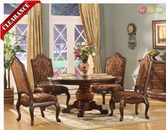 Styles & Themes Formal Dining Rooms Elegant Decorating Ideas for a…