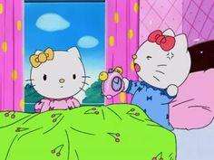 Hello Kitty & Mimmy