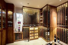 Self builders and renovators are including wine rooms or cellars in their homes from the planning stage. Jacob Ingram looks at the various options for wine storage, and what you need to consider