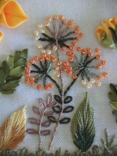 Gallery.ru / Photo # 8 - My work Tablecloth Sunflowers - nese1977 ༺✿ƬⱤღ http://www.pinterest.com/teretegui/✿༻