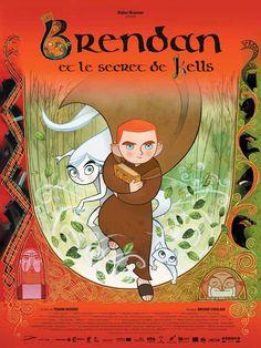 Brendan et le secret de Kells est un film de Tomm Moore avec Robin Trouffier , Brendan Gleeson. Synopsis : C'est en Irlande au 9ème siècle, dans l'abbaye fortifiée de Kells, que vit Brendan, un jeune moine de douze ans. Avec les autres frères, Brendan aide...