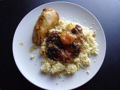 Tajine de poulet aux épices du monde made in tupperware