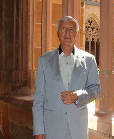 Ein Heiliger? - Peter Broell im Dom zu Mainz, 2014