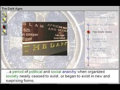 The Dark Ages (The Early Middle Ages Part 2) - http://www.zaneeducation.com - Learn some of the important events that happened in world history before and during the early Middle Ages, between A.D. 300 and 1000, and learn about some of the authors who lived and wrote during the early Middle Ages. See how Christian and Buddhist monks as well as intellectual Muslims helped preserve the classical philosophy, literature, math, and science texts of Greece and Rome, which allowed works that would…