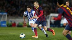 Real Sociedad 3 - 1 FC Barcelona #FCBarcelona #Game #Match #Liga