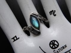 Hey, I found this really awesome Etsy listing at https://www.etsy.com/listing/130835509/all-seeing-eye-ring-starling-birds-claw