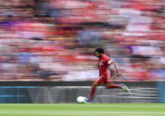 Mohamed Salah, Premier League Matches, Liverpool, Action, Pictures, Photos, Group Action