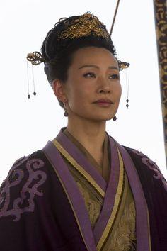 Joan Chen as Empress Chabi (Marco Polo)