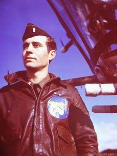 Pilot, England 1943