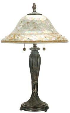 Mosiac Tiffany Lamp...love