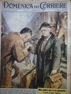 DOMENICA DEL CORRIERE N. 6 - 11 FEBBRAIO 1962 - LADY LEES | eBay