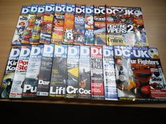 DC-UK Dreamcast Magazine COMPLETE COLLECTION all 20 issues and 1 vhs tape  #retrogaming #HotDC  All 20 issues are included but not the extra discs or other magazines. The vhs tape that came with the first magazine is included as well as 1 tips magazine. Auction from Belgium.