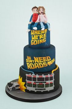Happy Back to the Future Day! 15 Ideas for Your BTTF Themed Wedding
