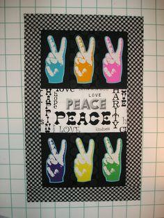 RMM Patchbox Quilt: Peace