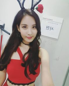 SNSD SeoHyun thanks fans for celebrating her birthday