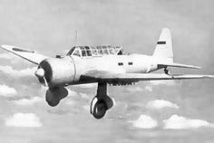 """Mitsubishi Ki-30 """"Ann"""".   However, once unescorted Ki-30s met Allied fighters, losses mounted rapidly and the type was soon withdrawn to second-line duties. By the end of 1942, most Ki-30s were relegated to a training role. Many aircraft were expended in kamikaze attacks towards the end of the war."""