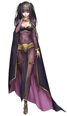 View an image titled 'Tharja Art' in our Fire Emblem Heroes art gallery featuring official character designs, concept art, and promo pictures. Fire Emblem Characters, Fantasy Characters, Female Characters, Fantasy Women, Fantasy Girl, Dark Fantasy, Game Character Design, Character Art, Character Design