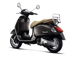 It would be fun to scoot around town on one of these running errands :)