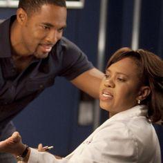 Grey's Anatomy Couples Photos   Grey's Anatomy : les couples les plus glamour : Miranda Bailey et Ben ...
