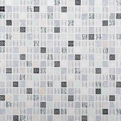 "Marvel 5/8"" x 5/8"" - Opal Mosaic Tile By SouthCypress.com"