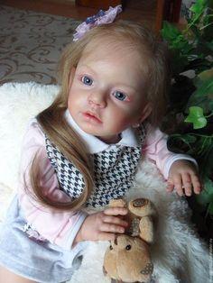 Куклы-младенцы и reborn ручной работы. Изабелла . от Регины Свиалковски .. Носики - курносики . Лебедева Лидия. Ярмарка Мастеров. Куклы дети