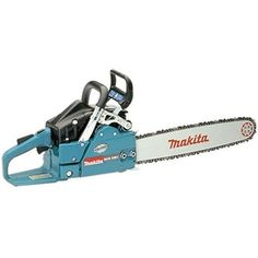 Ergonomically designed down to micromillimeter for professionals. Petrol Chainsaw, Makita Tools, Cordless Power Tools, Performance Engines, Tool Storage, Outdoor Power Equipment, Engineering, Myrtle, Bench