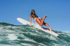 surf girl #walu