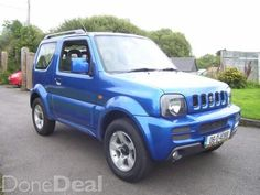 Discover All New & Used Cars For Sale in Ireland on DoneDeal. Buy & Sell on Ireland's Largest Cars Marketplace. Now with Car Finance from Trusted Dealers. Suzuki Jimny, Car Finance, New And Used Cars, Cars For Sale, Van, Vehicles, Cars For Sell, Car, Vans