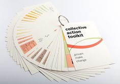 Open-source toolkit helps groups of people create positive change in their communities  Free download.