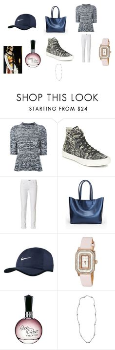 """CCTV"" by nadaanja ❤ liked on Polyvore featuring Anrealage, Converse, rag & bone, NIKE, Ted Baker, Nordstrom, Dries Van Noten and NOVICA"