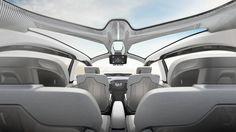 Салон концепта Chrysler Portal / Крайслер Портал
