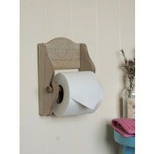 Rustic Toilet Roll Holder - for the loo - obviously !